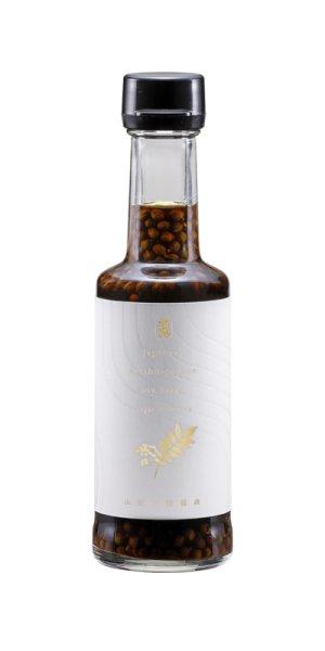 画像1: 山椒砂糖醤油 200ml (1)