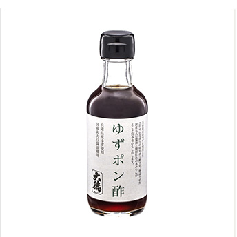 ゆずぽん酢500ml